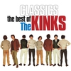 Couverture de l'album Classics: The Best of The Kinks