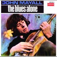 Couverture du titre The Blues Alone