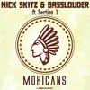 Couverture de l'album Mohicans (feat. Section 1) - Single