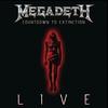 Couverture de l'album Countdown to Extinction: Live