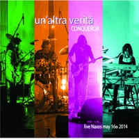 Couverture du titre Un'altra verita' (Live Naxos May 16th 2014)