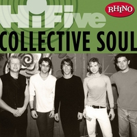Couverture du titre Rhino Hi-Five: Collective Soul - EP
