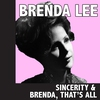 Cover of the album Sincerity & Brenda, That's All
