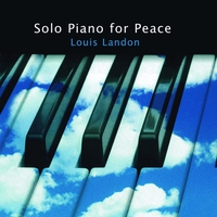 Cover of the track Solo Piano for Peace
