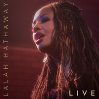 Cover of the track Lalah Hathaway Live