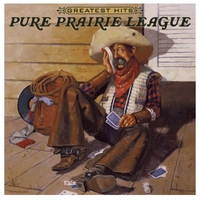Cover of the track Pure Prairie League: Greatest Hits