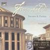Cover of the album Frescobaldi Edition Vol. 1, Toccatas & Partitas