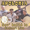 Cover of the album Sov' kalite la (Live)