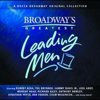 Couverture du titre Broadway's Greatest Leading Men (2000 Compilation)