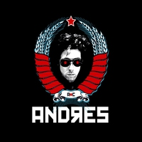 Cover of the track Andrés: Obras incompletas