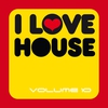 Couverture de l'album I Love House, Vol. 10