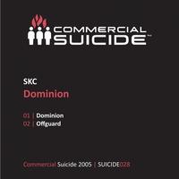 Couverture du titre Dominion - Single
