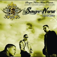 Cover of the track Sangre Nueva (Special Edition)