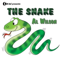 Cover of the track The Snake - Single