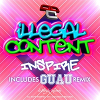 Cover of the track Inspire - Single