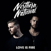 Cover of the album Love Is Fire - Single