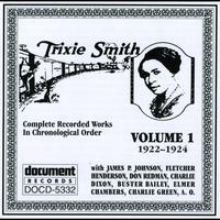 Couverture du titre Trixie Smith Vol. 1 1922-1924
