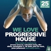 Couverture de l'album We Love Progressive House!, Vol. 2