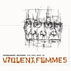 Couverture de l'album Permanent Record: The Very Best of the Violent Femmes
