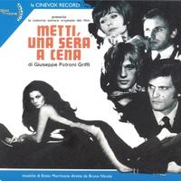Cover of the track Metti una sera a cena (Gold Tracks)