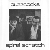 Cover of the track Spiral Scratch - EP