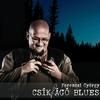 Couverture de l'album Csíkhágó Blues