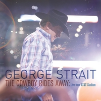 Cover of the track The Cowboy Rides Away: Live From AT&T Stadium