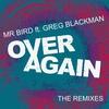 Couverture de l'album Over Again (The Remixes) [feat. Greg Blackman] - EP
