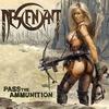 Couverture de l'album Pass the Amunition