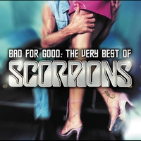 Couverture du titre Bad for Good: The Very Best of Scorpions