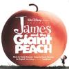 Couverture de l'album James and the Giant Peach (An Original Walt Disney Records Soundtrack)