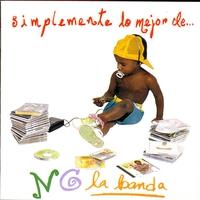 Cover of the track Simplemente Lo Mejor de Ng la Banda