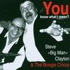 Couverture de l'album You Know What I Mean ? (Blues & Boogie)