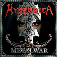 Couverture du titre Metalwar