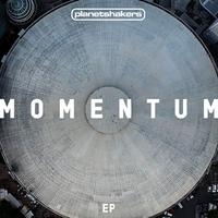 Couverture du titre Momentum (Live in Manila) - EP