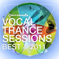 Cover of the track Vocal Trance Sessions - Best of 2011