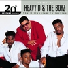 Couverture de l'album 20th Century Masters - The Millenium Collection: The Best of Heavy D & The Boyz