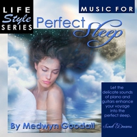 Cover of the track Music for Perfect Sleep