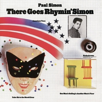 Cover of the track There Goes Rhymin' Simon