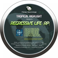 Cover of the track Regressive Life (RP)