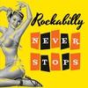 Couverture de l'album Rockabilly Never Stops!