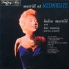 Cover of the album Merrill at Midnight