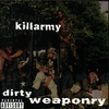 Cover of the album Dirty Weaponry