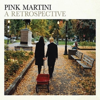 Cover of the track A Retrospective