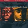 Couverture de l'album Masters of the Country Blues