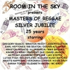 Couverture de l'album Room In the Sky Presents Masters of Reggae Silver Jubilee 25 Years