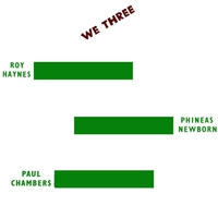 Cover of the track We Three (feat. Paul Chambers & Roy Haynes)