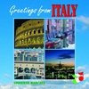 Couverture de l'album Greetings From Italy