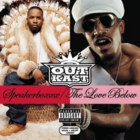 Cover of the track Speakerboxxx / The Love Below