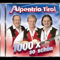 Cover of the track 1000 x so schön